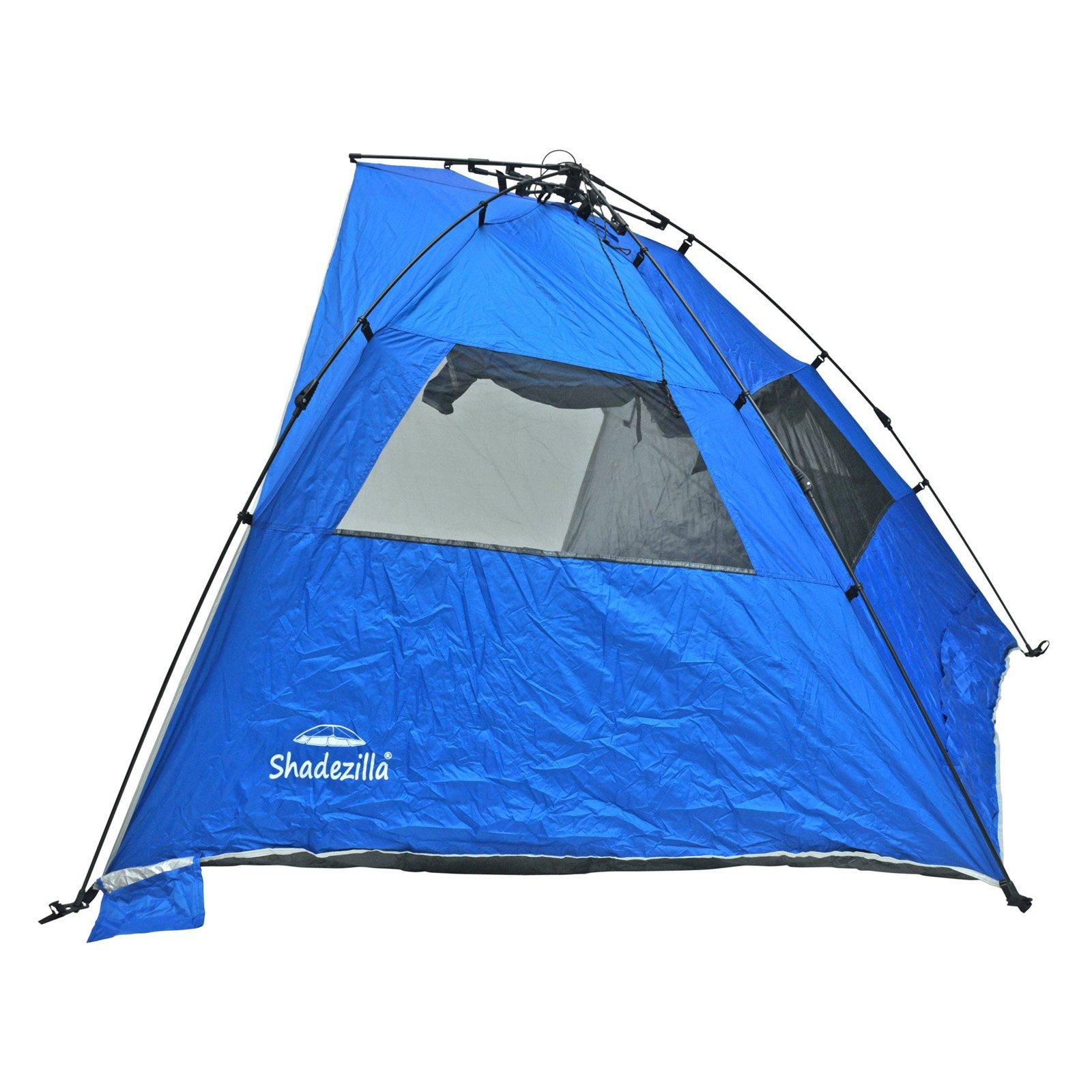 sc 1 st  Walmart & Shadezilla Pop Up Beach Tent - Walmart.com