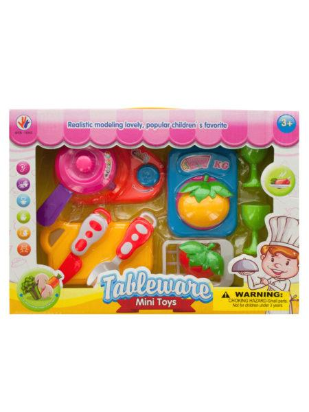 Kids' Cooking Play Set (Available in a pack of 4) by