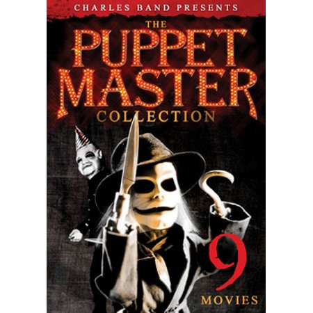 The Complete Puppet Master Collection (DVD) ()