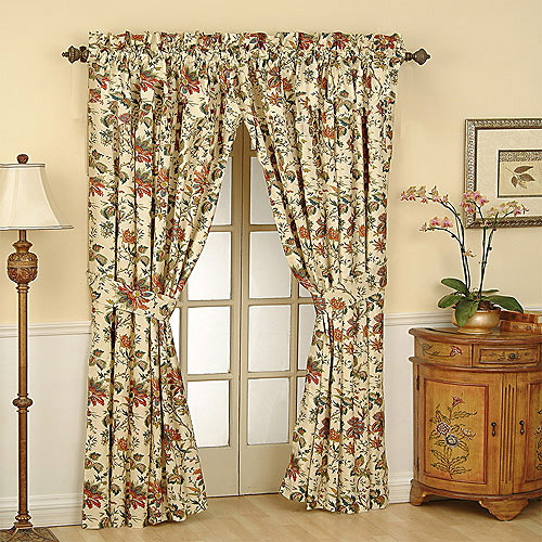 Waverly Felicite Curtain Panel