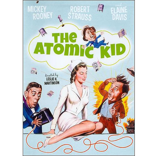The Atomic Kid (1954) (Full Frame)