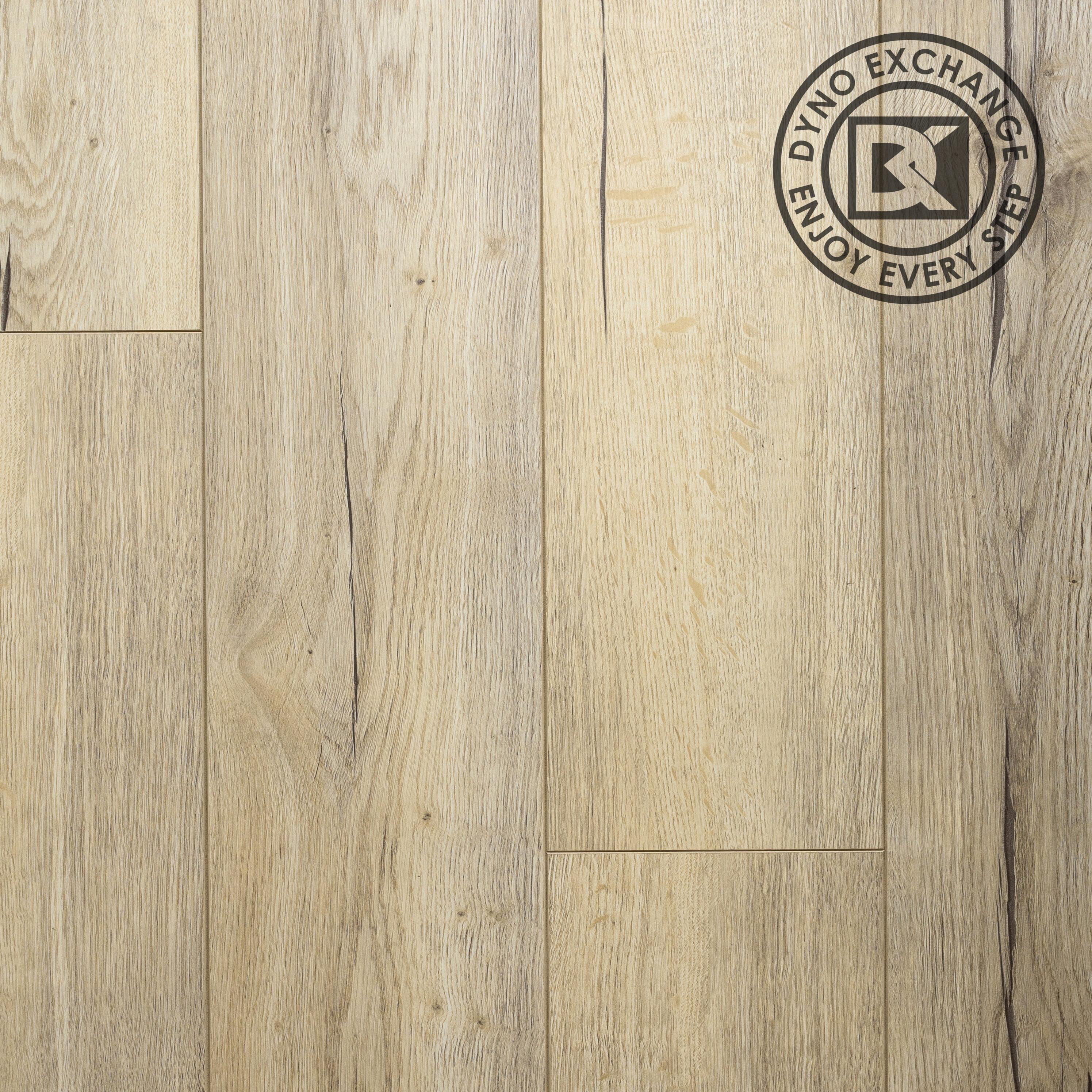 Dyno Exchange, EarthCare Collection Laminate Flooring, Milky Way (20.39 sqft/box)