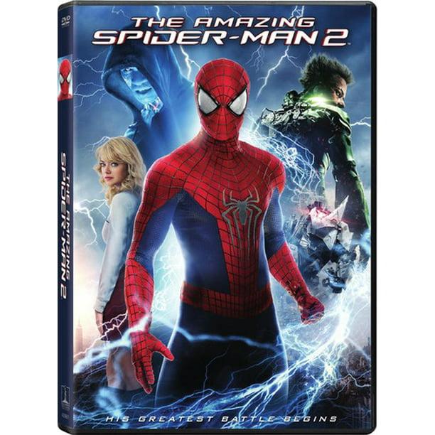 The Amazing Spider-Man 2 (DVD) - Walmart.com - Walmart.com