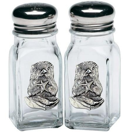 Sea Otter Salt & Pepper Shakers