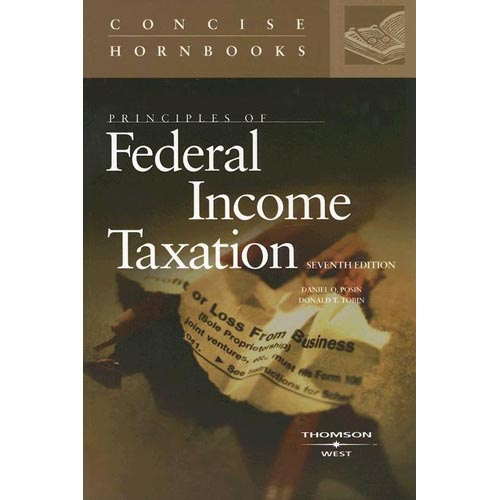 Principles of Federal Income Taxation: Concise