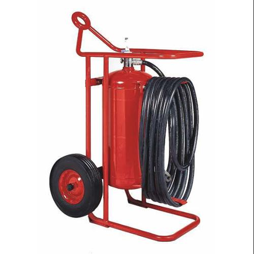 Badger 50 lb. Capacity, Fire Extinguisher, Dry Chemical, 50MB