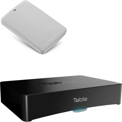 Tablo 4-Tuner DVR for HDTV Antennas