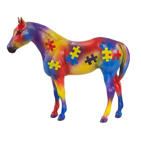 Breyer BH1736 Hope Autism Benefit Horse - image 2 of 2