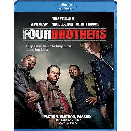 Four Brothers (Blu-ray) (Widescreen)