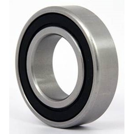Em Radial Bearing - 6206DU Radial Ball Bearing Double Sealed Bore Dia. 30mm OD 62mm Width 16mm