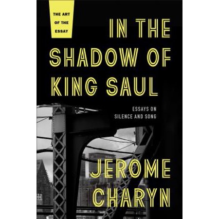 In the Shadow of King Saul : Essays on Silence and Song - Black Shadows Halloween Song