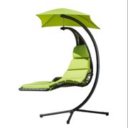 Steel Hanging Chair in Green