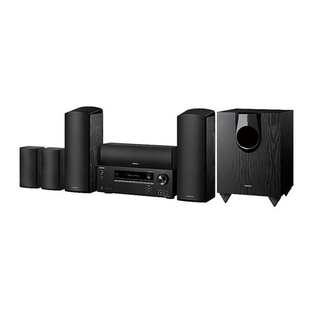 Onkyo HT-S5800   5.1.2 Channel Dolby Atmos Home Theater Package