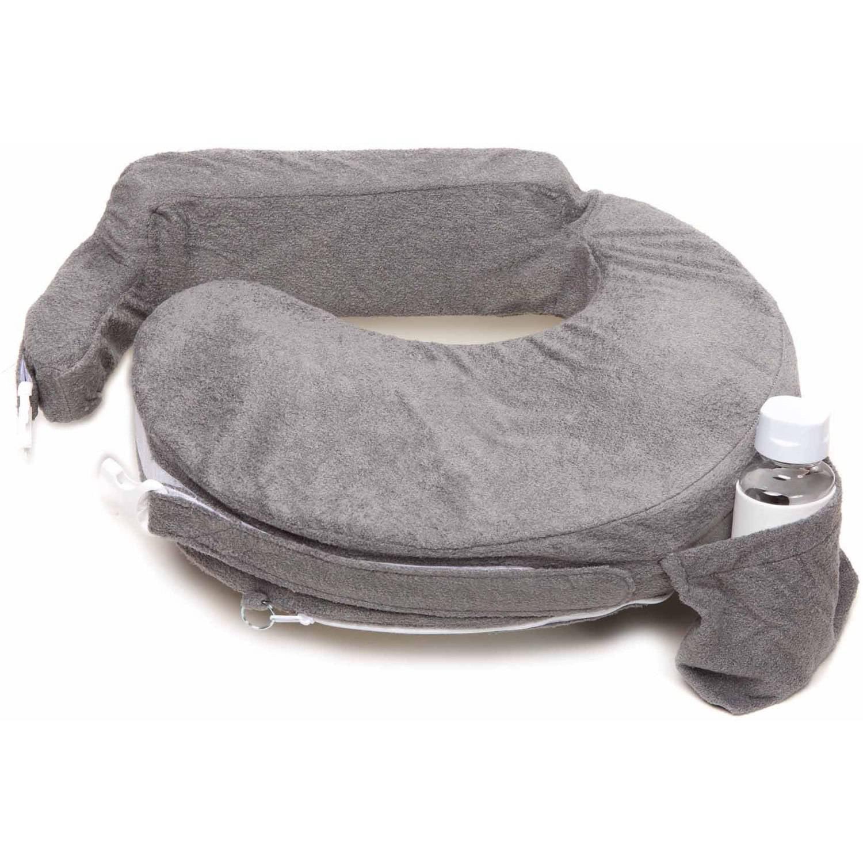 My Brest Friend Original Nursing Pillow, Evening Grey