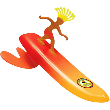 Surfer Dudes 2019 Edition Wave Powered Mini-Surfer and Surfboard Beach Toy - Costa Rica