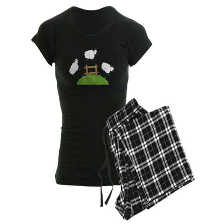 CafePress - Sheep Pajamas - Women's Dark Pajamas](Womens Sheep Pajamas)