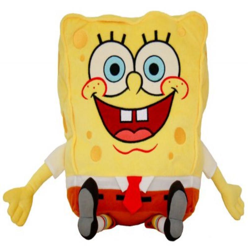 """Nickelodeon SpongeBob Jumbo 20"""" Plush by"""