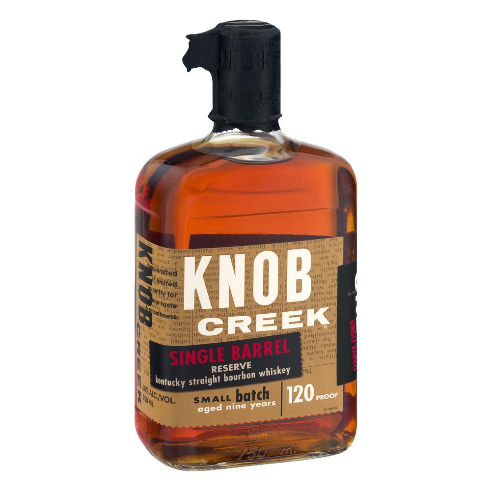 Image result for Knob Creek Single Barrel bottle