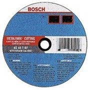 Bosch Power Tool Access CWDG1M415 4 x 0.045 Cut-Off Wheel Metal
