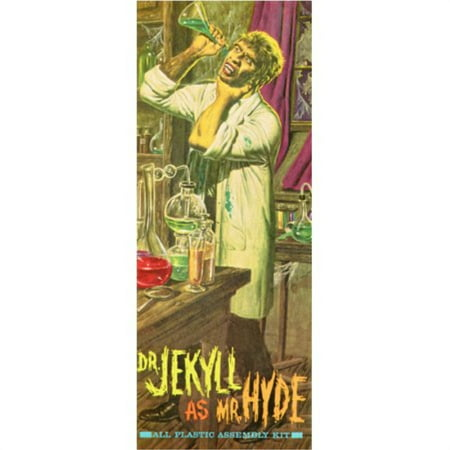 Moebius Dr. Jekyll as Mr. Hyde Plastic Model Kit