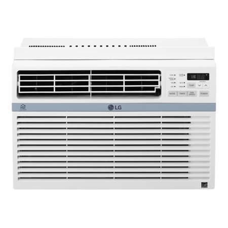 LG Electronics Energy Star 12,000 BTU 115V Window Mounted Air Conditioner with Wi-Fi Control