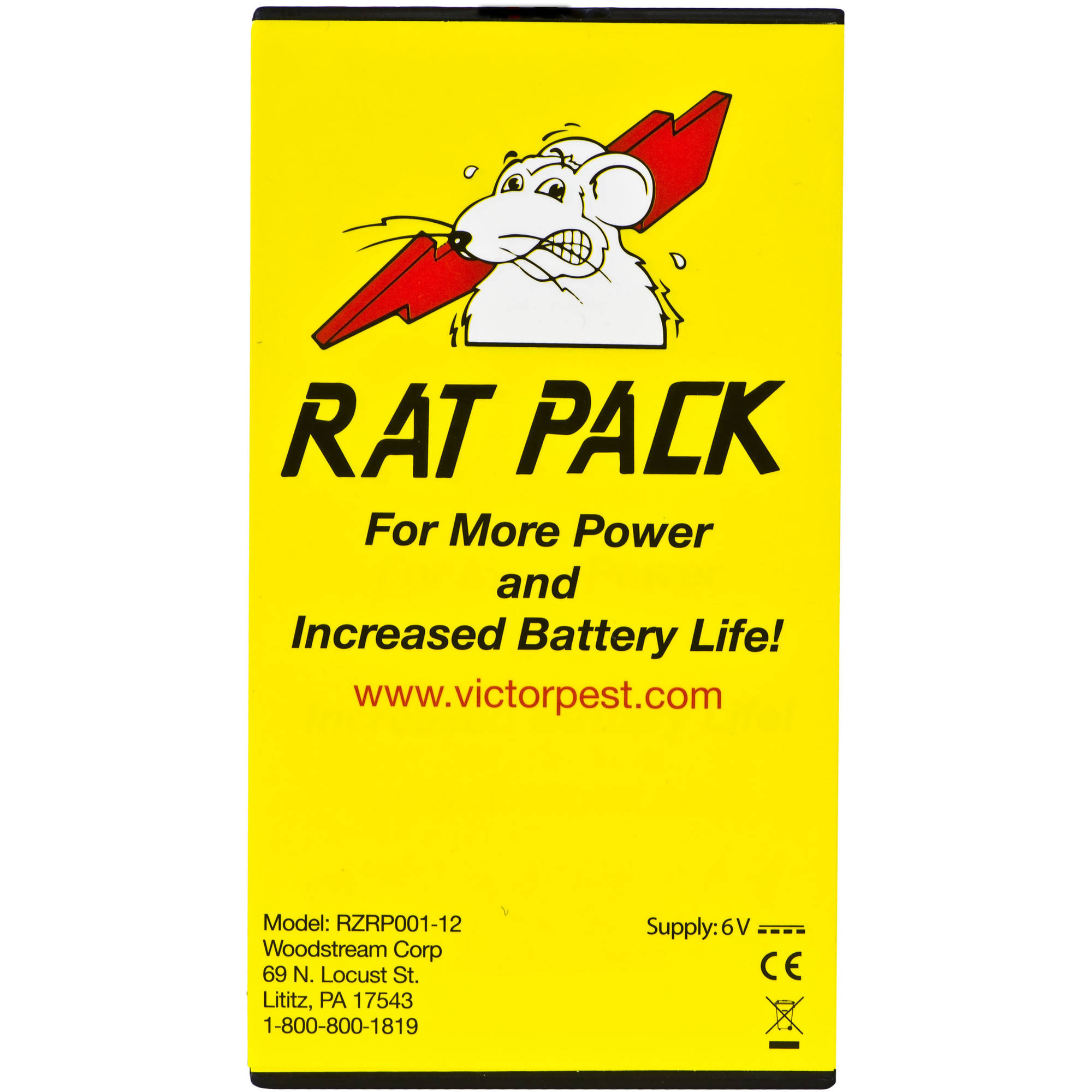 Rat Zapper Battery Life Extender