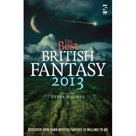 The Best British Fantasy 2013 - eBook
