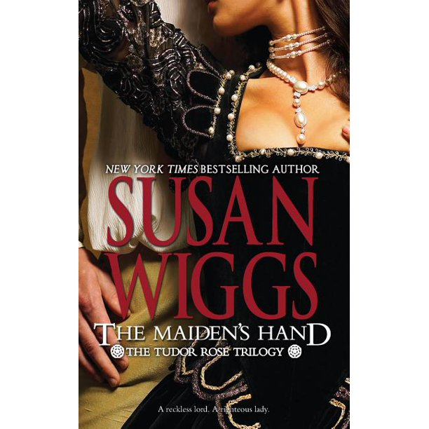Tudor Rose Trilogy (Paperback): The Maiden's Hand (Paperback)