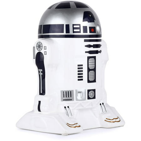 Star Wars R2D2 Droid Figural Ceramic Bank