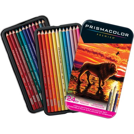 Prismacolor Highlighting & Shading Colored Pencil Set (Images Of Still Life In Pencil Shading)