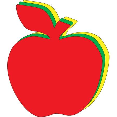 Super Cut-Outs - Tri-Color Apple](Apple Cut Out)
