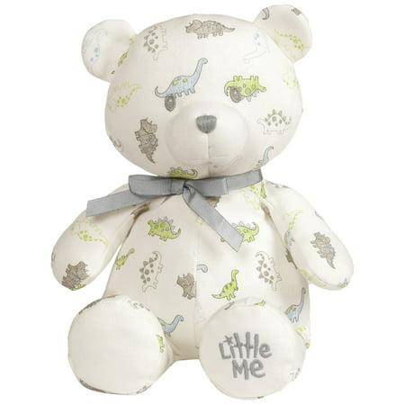 Baby GUND x Little Me Tiny Dinos Teddy Bear Stuffed Animal Plush, 10
