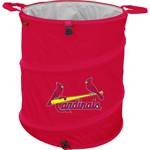 "Logo Chair MLB St Louis Cardinals 16.5"" x 19"" Trash Can Cooler"