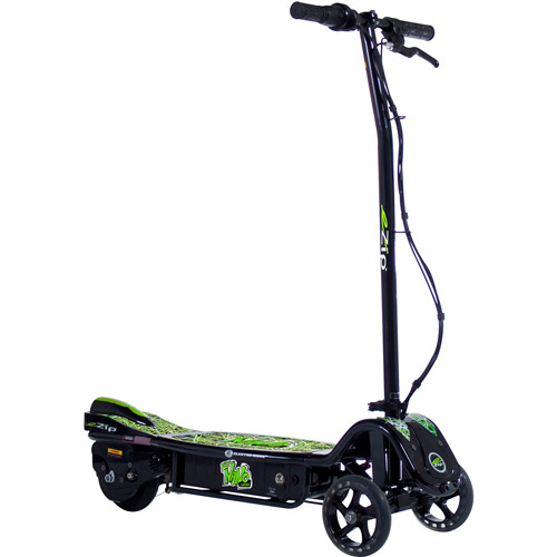 eZip Nano Electric Scooter, Green