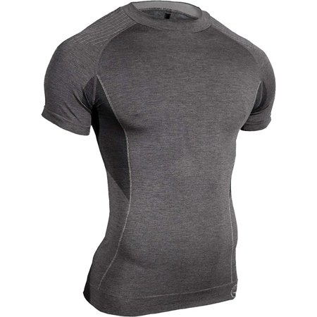 Showers Pass Men's SS Body Mapped Baselayer Top