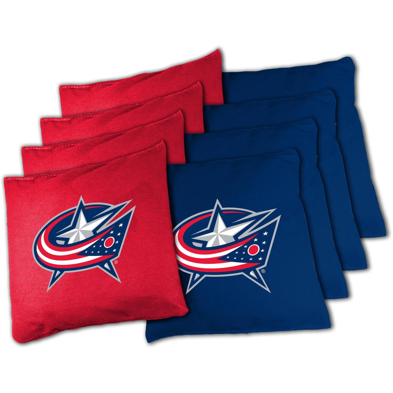 Wild Sports NHL Columbus Blue Jackets XL Bean Bag Set
