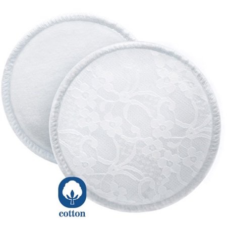 Philips Avent SCF155/06 Washable Breast Pads, 6 (Best Reusable Breast Pads)