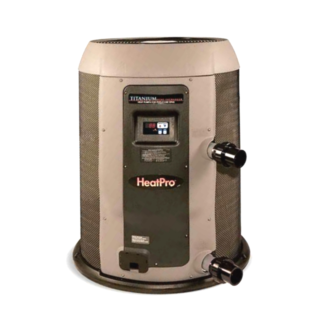 Hayward HP21254T 125000 BTU Square Pool Heater