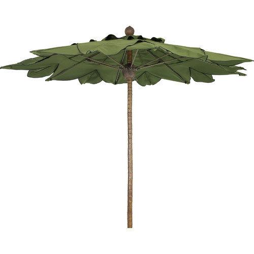 Fiberbuilt 9' Prestige Palm Umbrella