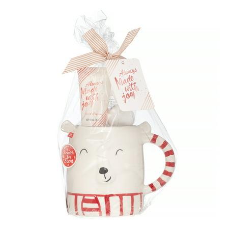 Christmas Polar Bear - Personal Care Gift Set