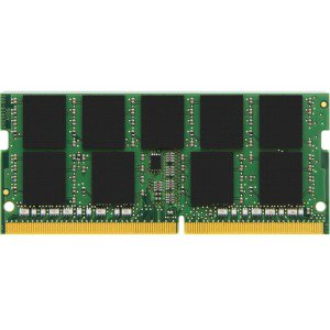 Kingston ValueRAM 8GB DDR4 SDRAM Memory Module - 8 GB - DDR4 SDRAM - 2666 MHz DDR4-2666/PC4-21300 - 1.20 V - Non-ECC - Unbuffered - 260-pin - SoDIMM