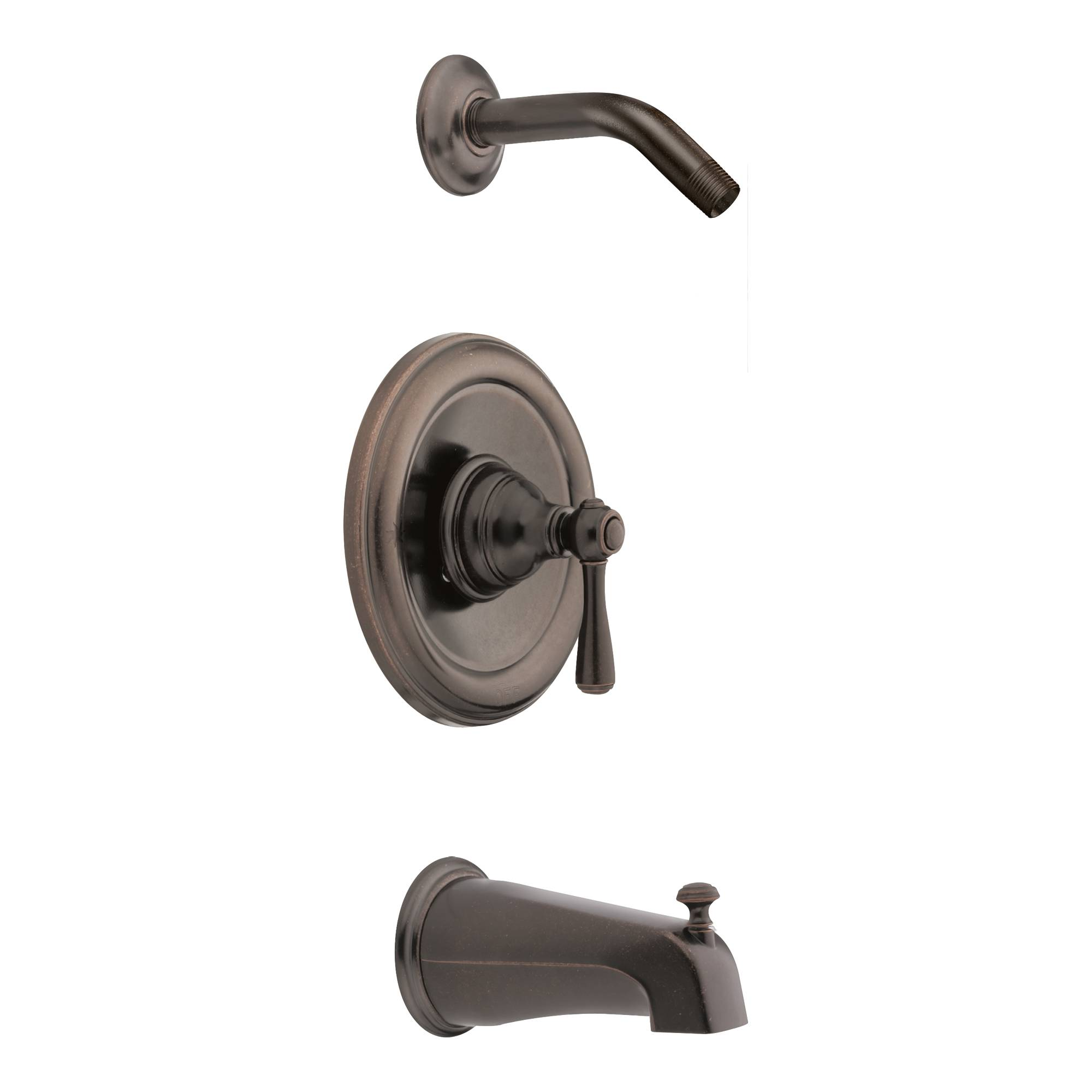 Moen T2113nhorb Kingsley Bath And Shower Faucet With Posi