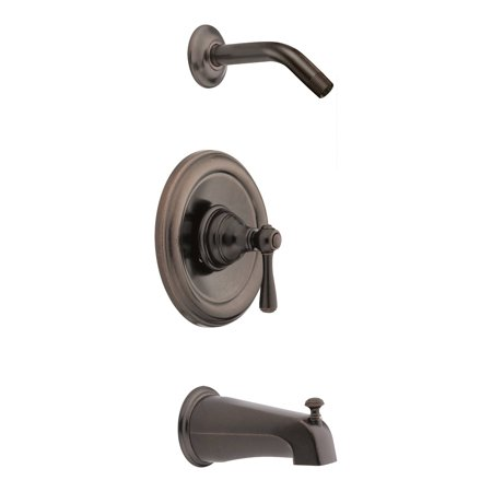 Kingsley Oil Rubbed Bronze Posi-temp(r) Tub/shower