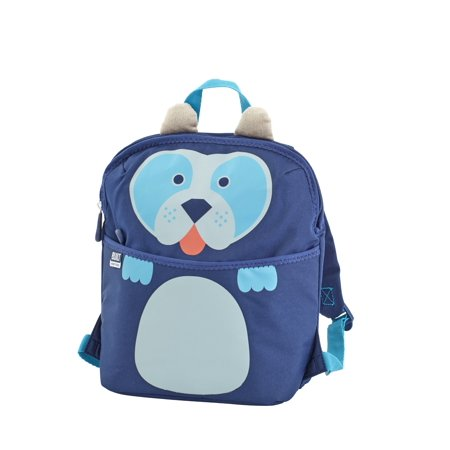 Built Ny Lunch Boxes - Built NY Big Apple Buddies Delancey Doggie Insulated Lunch Backpack