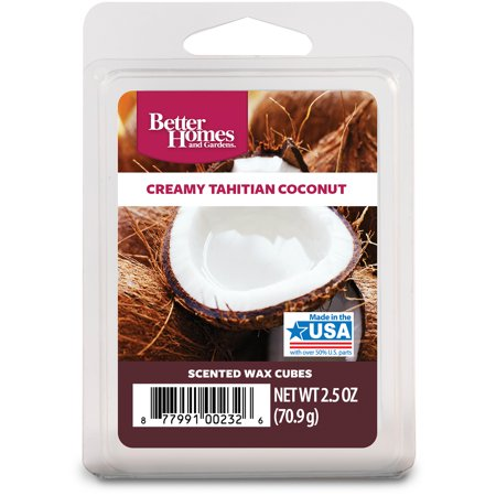 Better Homes And Gardens Wax Cubes Creamy Tahitian