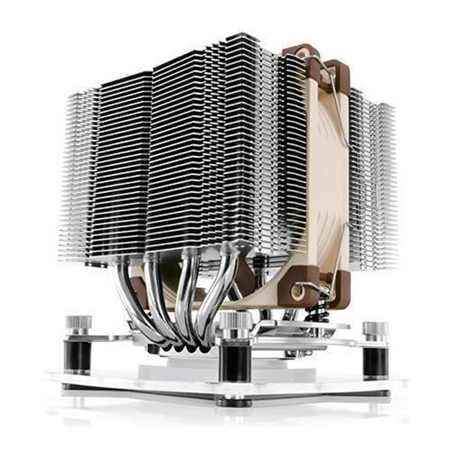 Noctua NH-D9L S2011-0 & 2011-3 AMD, AM2 Plus AM3 Plus FM2 Dual Tower - 2000RPM CPU Cooler