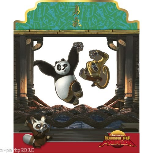 Kung Fu Panda Centerpiece (1ct)
