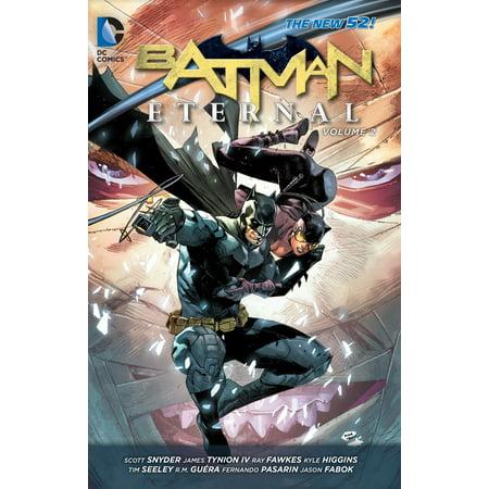 Batman Eternal Vol. 2 (The New 52) (Batman Eternal 1)