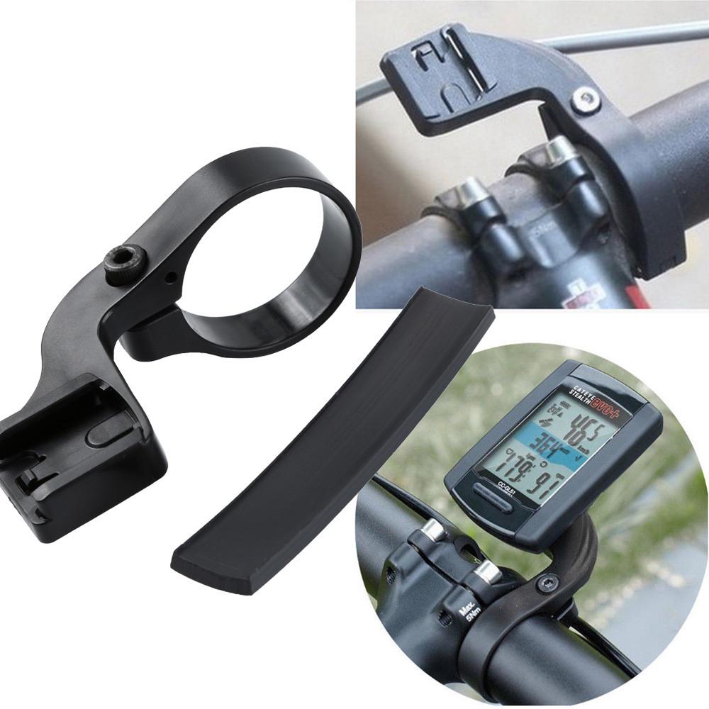 Bicycle Bracket Holder Bar GPS Computer Mount For Garmin Edg New