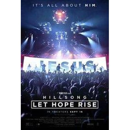 Hillsong Worship Dvd (Hillsong: Let Hope Rise (Blu-ray))